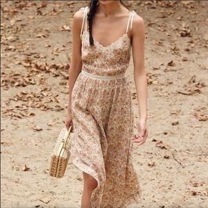 Paige Aubrey Dress in Desert Sunrise Floral